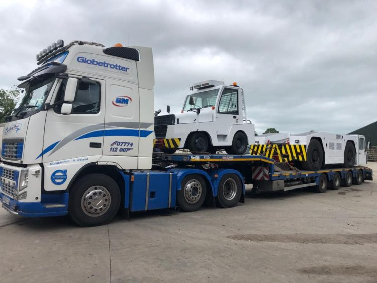 GSE - Being transported to Malta